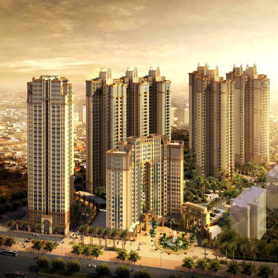 Tianjin Mixed Residential Development
