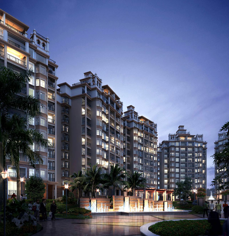Guangzhou Private Residential Development