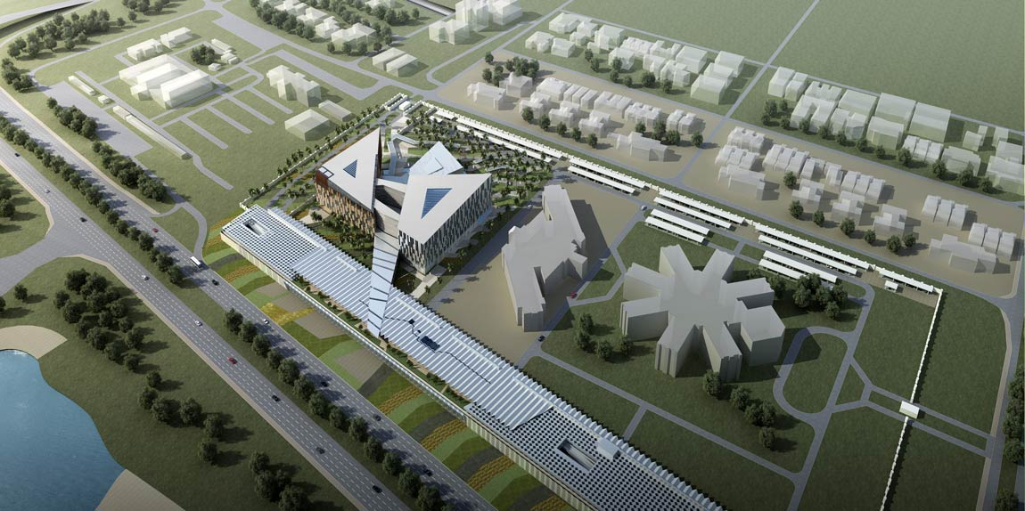 Abu Dhabi design competition