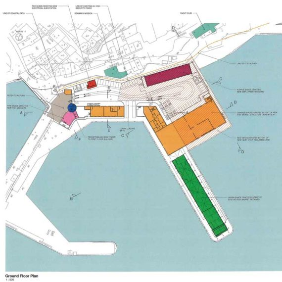 Brixham Fishmarket BIM Project Level 1